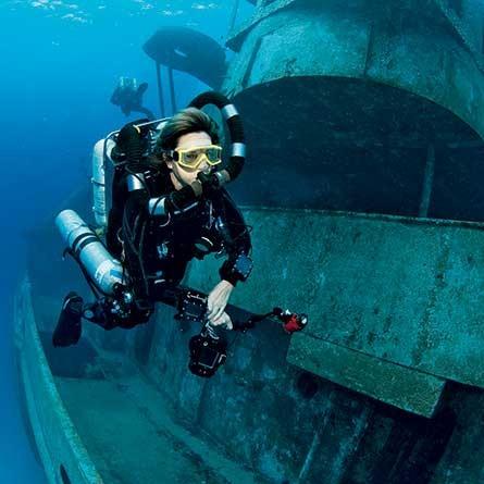 Rebreather Mask Diving Gigglin Marlin Dive And Swim