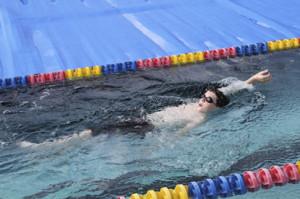 Young swim