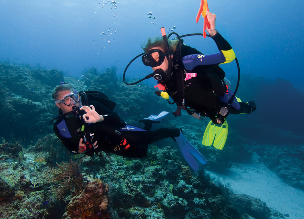 Scuba diving lesson houston texas tx dive gear rental for Dive centres