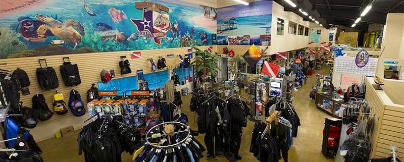 Scuba Gears Shop