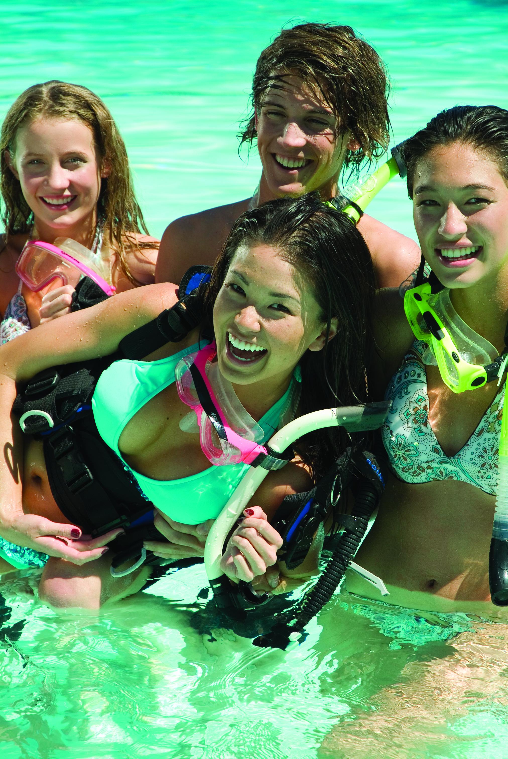 Discover Scuba Diving Lesson