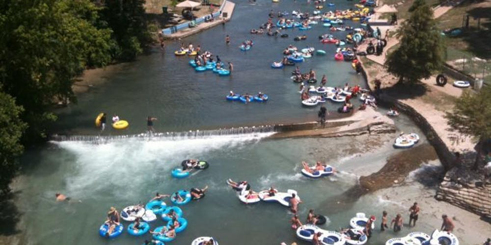 Jul 20-21 (Sat-Sun) - Tubing the Guadalupe River | Gigglin' Marlin